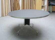 105. ronde tafel.topdesk.chroom