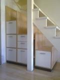 304.ladekast onder trap