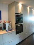 304.keukenwand met ingebouwde apparatuur