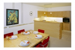503.eettafel en keuken