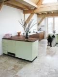 001.grote keuken Nieuw Leyden
