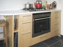 201.keuken lades rond oven